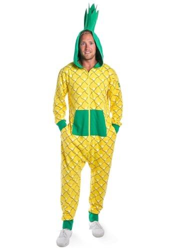 Tipsy Elves Men's Pineapple Jumpsuit