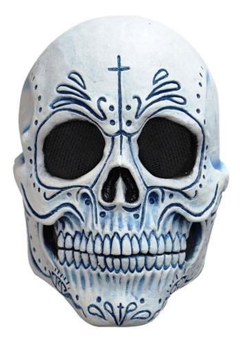 Mexican Catrin Skull Mask