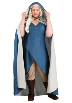 Women's Dragon Queen Plus Size Costume