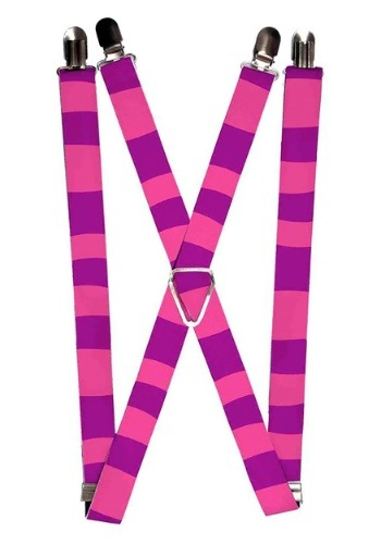 """Alice in Wonderland Cheshire Cat 1"""" Suspenders"""