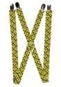 "Despicable Me Yellow Minion 1"" Suspenders"