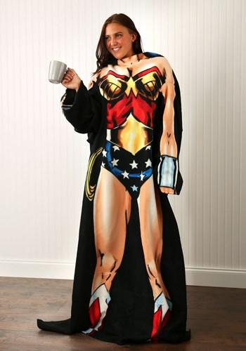 Wonder Woman Costume Comfy Throw