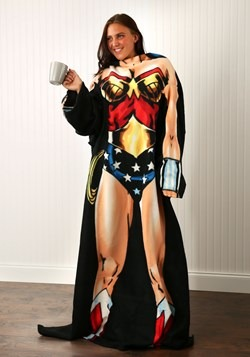 Wonder Woman Costume Comfy Throw