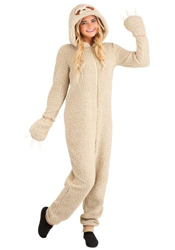 Adult Sloth Onesie