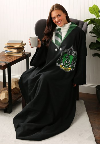 Slytherin Harry Potter Comfy Throw