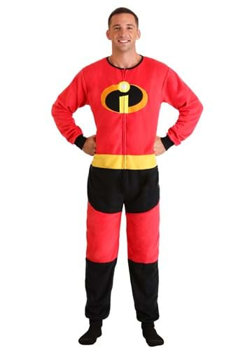 The Incredibles Adult Mr. Incredible Union Suit