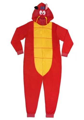 Men's Mulan Mushu Union Suit