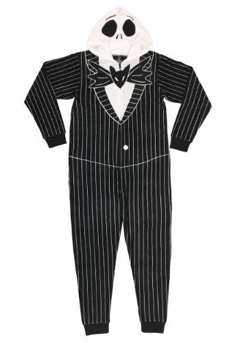 Jack Skellington Men's Union Suit