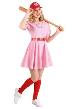A League of Their Own Adult Economy Costume