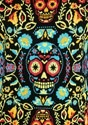 Sugar Skull Halloween Sweater alt8