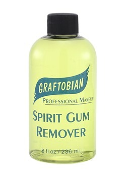 Graftobian 8 oz Spirit Gum Remover