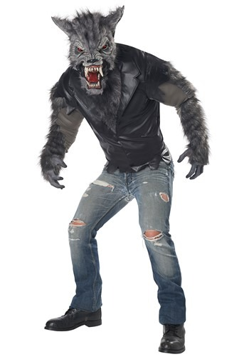Men's Fully Moon Fury Costume
