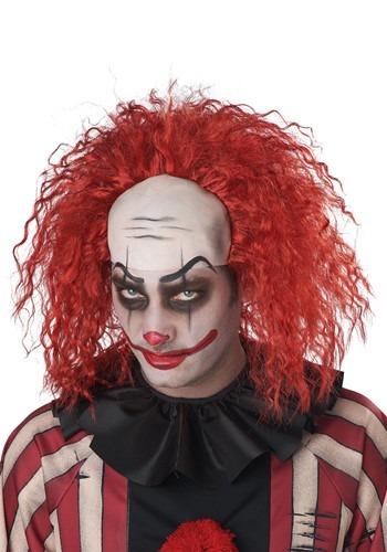 Creepy Clown Wig