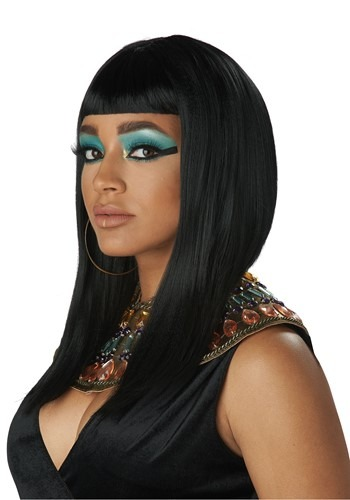 Angular Egyptian Cut Wig
