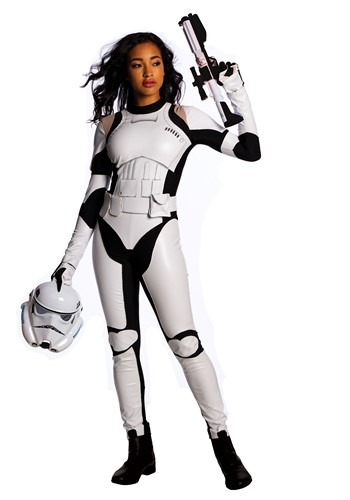 Star Wars Womens Stormtrooper Costume