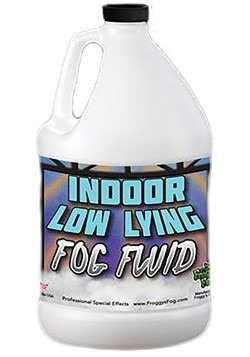 Indoor Froggy's Fog Low Lying Fluid