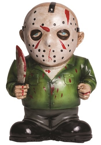 Friday the 13th Jason Voorhees Lawn Gnome