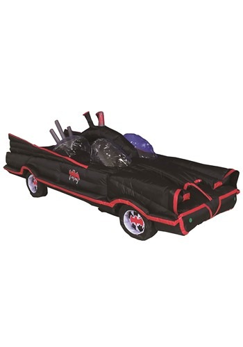 Inflatable Batmobile Prop Decor