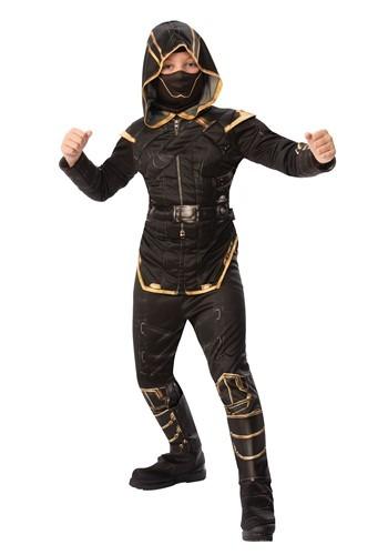 Avengers Endgame Boys Hawkeye Ronin Costume
