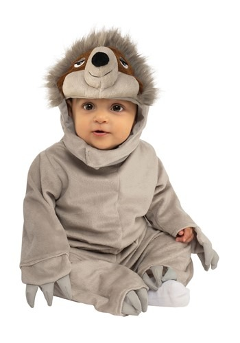 Li'l Cuties Toddlers Sloth Costume