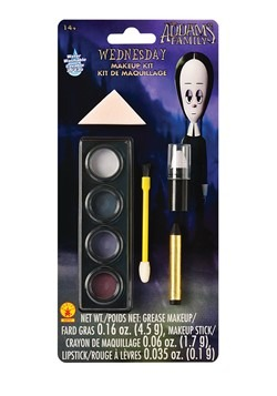 The Addams Family Child Wednesday Makeup Kit Accessory
