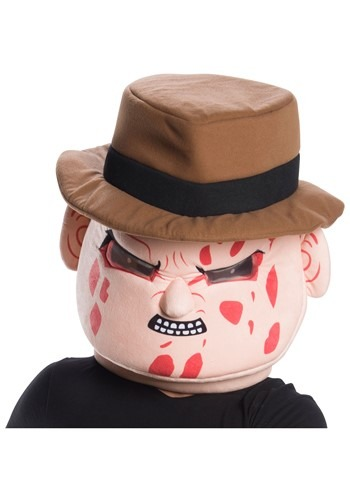 Nightmare on Elm Street Freddy Krueger Mascot Mask