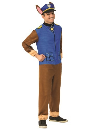 Paw Patrol Adult Chase Jumpsuit