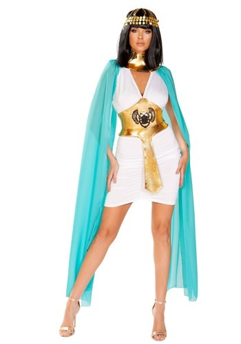 Womens Sexy Egyptian Queen Costume
