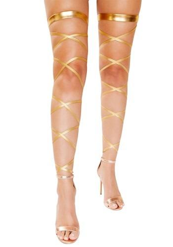 Goddess Leg Wraps
