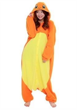 Pokemon Adult Charmander Kigurumi