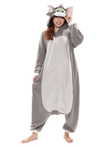 Tom and Jerry Adult Tom Kigurumi