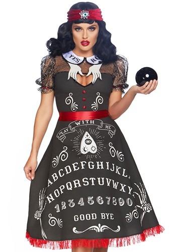 Womens Spooky Board Beauty Costume