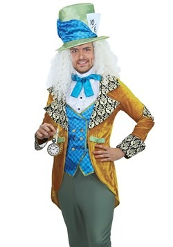 Men's Storybook Mad Hatter Costume