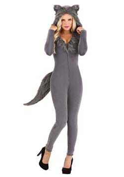 Grey Wolf Costume Women's