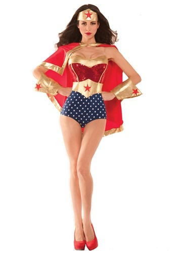 Women's Wonderful Babe Costume
