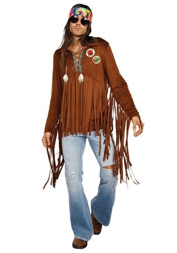 Men's Hippie Dude Costume