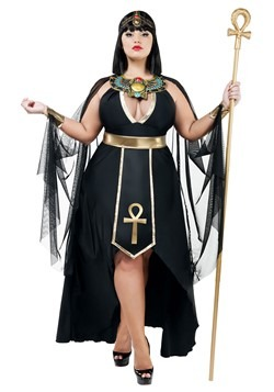 Women's Empress Divine Plus Costume