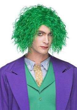 Evil Maniac Green Wig