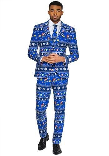 Opposuit Merry Mario Men's Suit