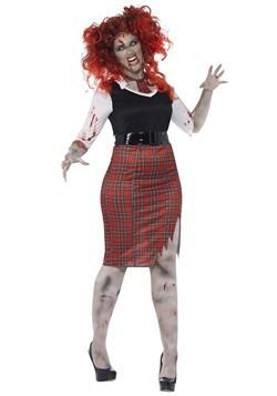 Women's Zombie Teacher Costume