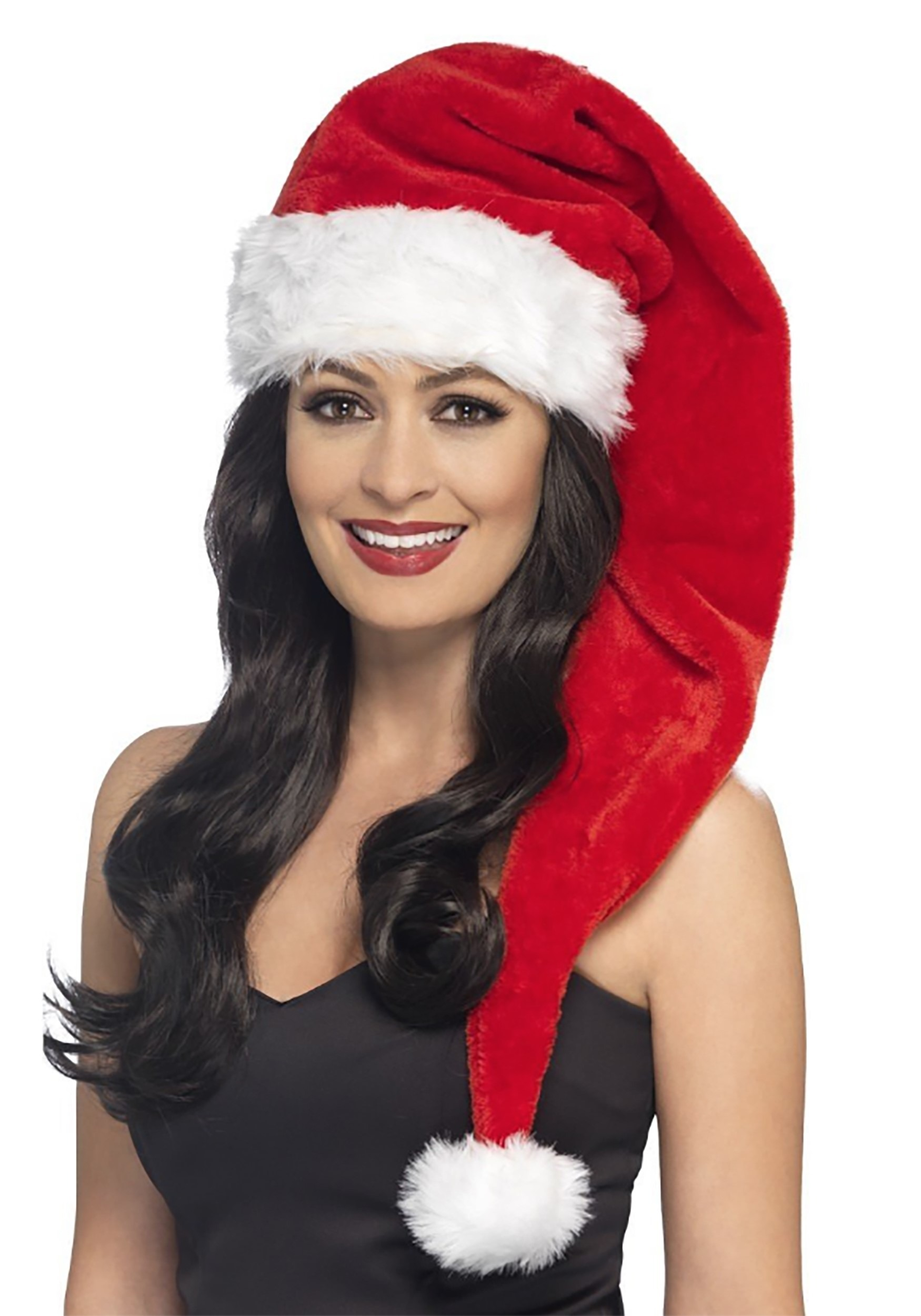 e87e2b97 Long Santa Hat Adults