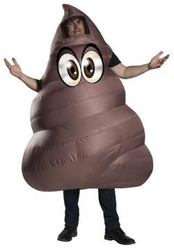 Adult Inflatable Poop Costume