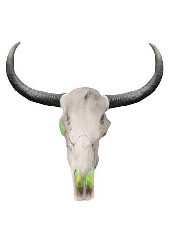 Light Up Longhorn Skull Prop