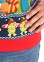 Fraggle Rock Sublimated Adult Ugly Christmas Sweater alt4