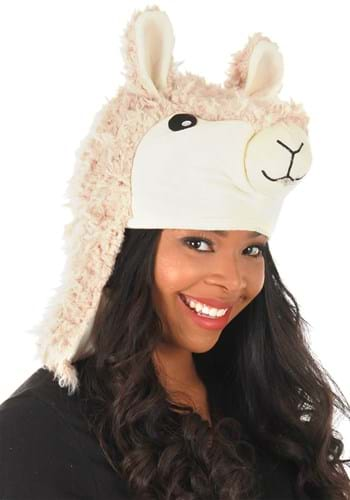 Adult Spitting Llama Sprazy Hat