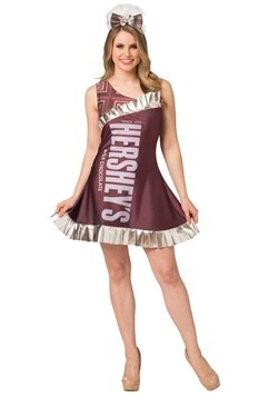 Hershey's Womens Hershey's Candy Bar Costume