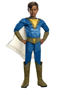 Shazam! Deluxe Child Freddy Costume