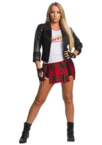 WWE Womens Rowdy Ronda Rousey Costume
