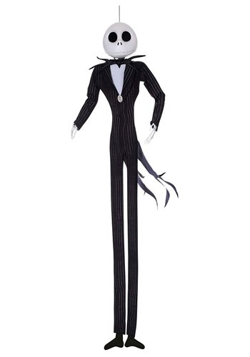 Nightmare Before Christmas Jack Skellington Prop