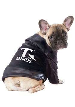 Grease T-Birds Jacket Pet Costume